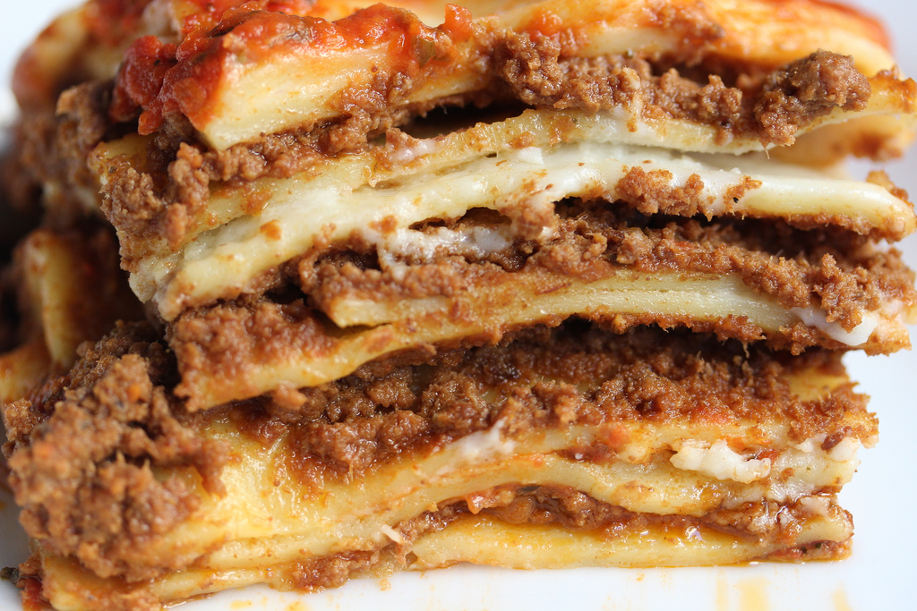 lasagna photo